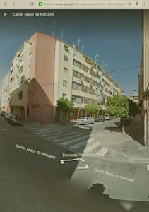 2 chambres à coucher proche marina et plage - València