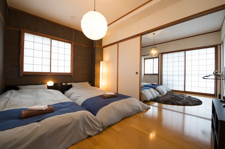 FreeWifi & Sophisticated Room Central Location #a3 - Kanazawa-shi