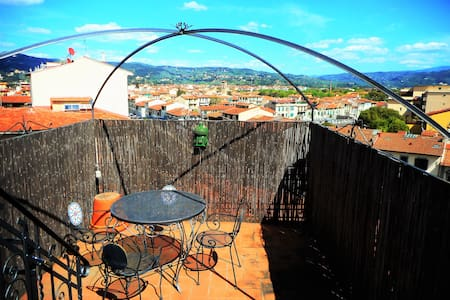 Alberti Attic Panoramic Terrace - Firenze - Apartment