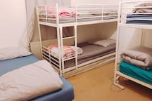 Simple & Cozy 5-bed MIXED DORMITORY in Victoria 4