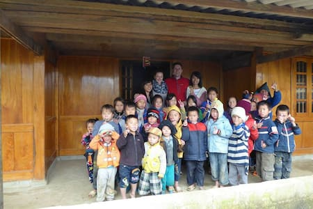 Sapa Volunteer Homestay