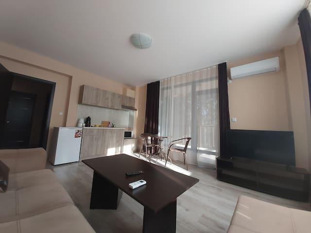 Апартамент Краси