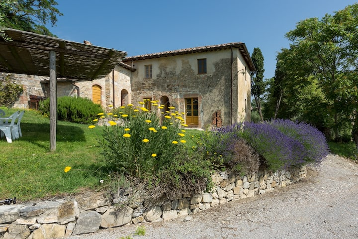 Toscana da sogno: Casa Didde 1