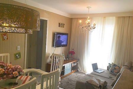 Lindo apartamento em Brusque S/C - Brusque - Apartment