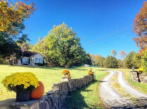 Cozy Catskills Retreat near Windham and Hunter Mts