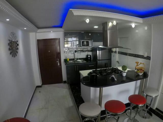 Apartamento Rodadero a 150mts del mar.