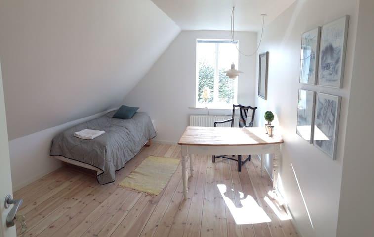 Værelse Morgensol på Nørregaard - Esbjerg - Villa