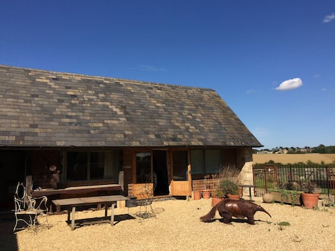 The Studio Heath Barn Cotswolds