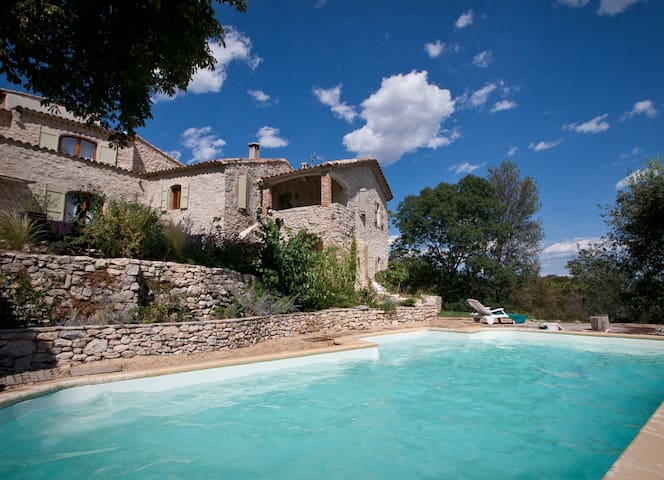 Charming cottage in the Cevennes - Bagard