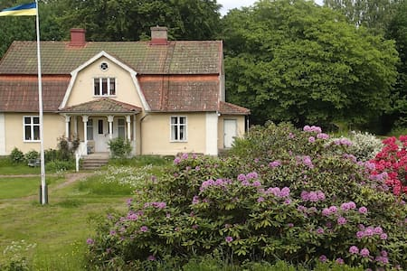 Beautiful summerhouse in Skåne - Kristianstad N