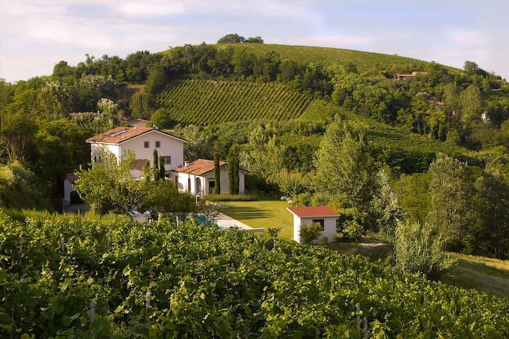 elegante relais di campagna - Castel Boglione