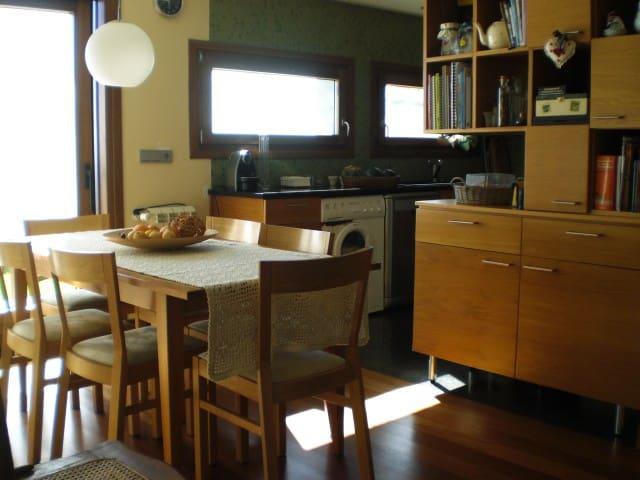 Casa familiar com ótima vista - Horta - Hus