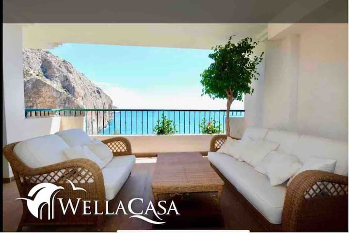 Altea, Mascarat, lujo, piscina, vistas, wifi