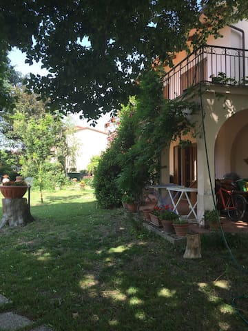 Accogliente villino sul Trasimeno - Passignano Sul Trasimeno - บ้าน