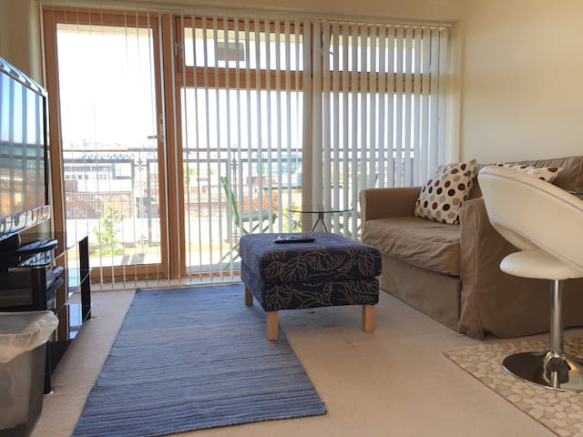 Bristol City Centre Apartment - Bristol - Huoneisto