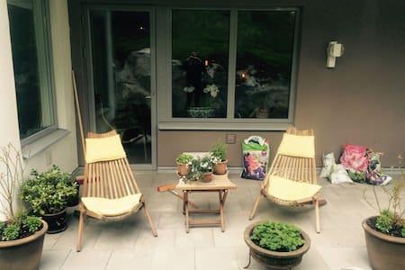 Beautiful 3 bedroom flat w patio - Gustavsberg