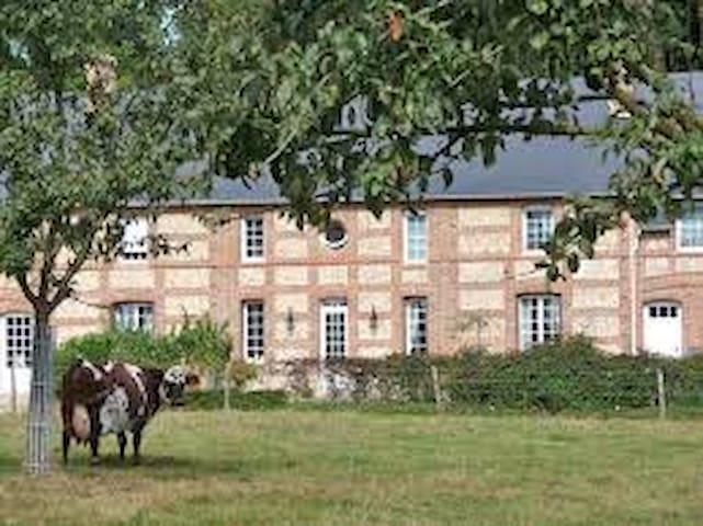 A la Ferme du Château - Gueutteville - ที่พักพร้อมอาหารเช้า