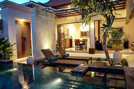 Deluxe Private Villa - SANUR Bali - South Denpasar - Casa de camp