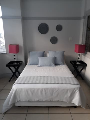 Studio Apartment in the Heart of the City Durban