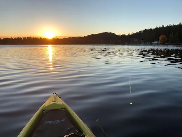 Sunset Loft at Deer Lake