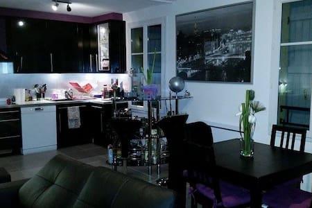 Duplex en plein coeur de ville - Vauréal - Lejlighed