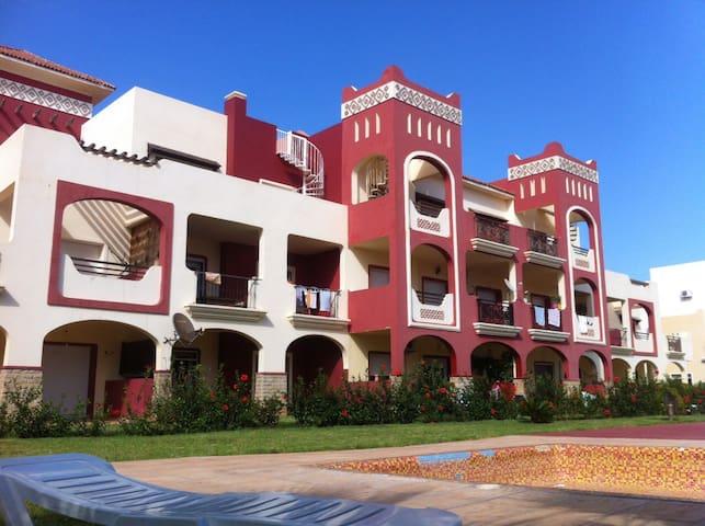 Bel appartement à Saïdia Beach - Saïdia - Wohnung