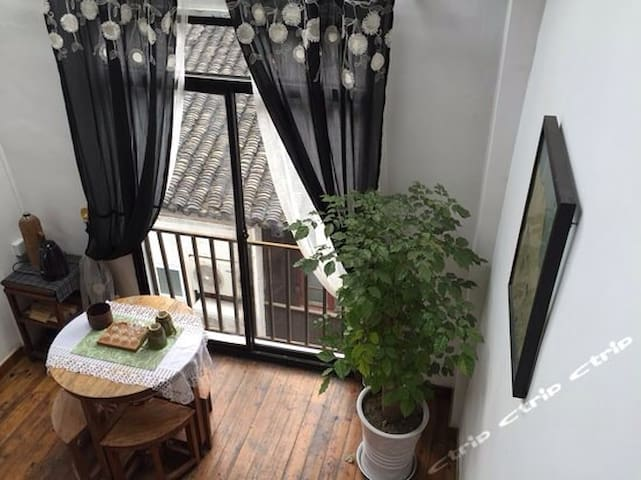 全景天窗 Star View Loft A Plus - Shanghai - Apartment