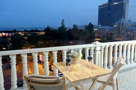 Жемчужина Баку 2-Дом с прекрасным видом на море