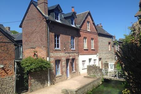 La Maison Brise de mer - Veules-les-Roses