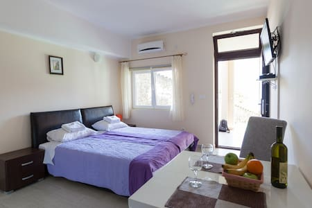 Herceg Novi Seaside, Studio apartment