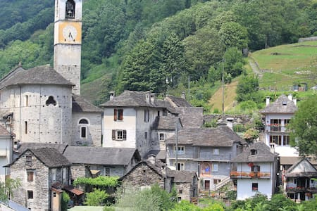 Casa di vacanza - Rustico - Lavertezzo