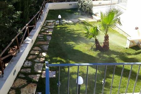 Mini Appartamento con giardino - Castelluzzo