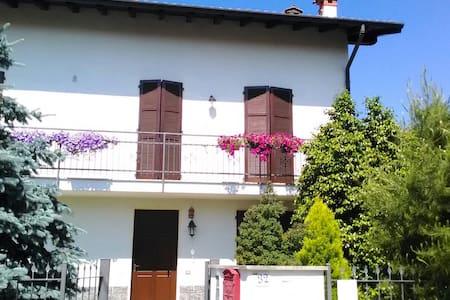 GardenHouse Malpensa - Fellini Room - Ferno - Villa