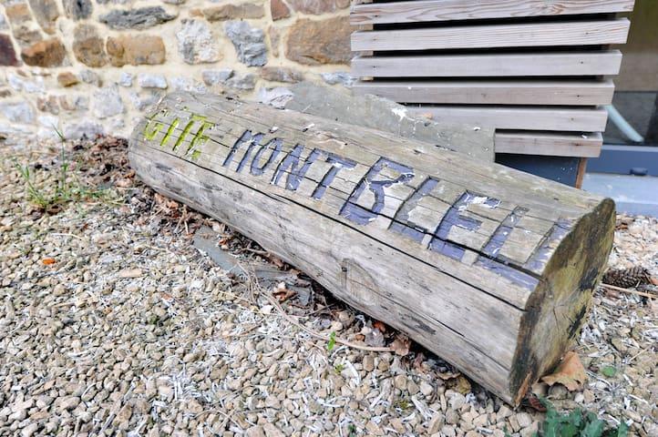 Gîte MontBleu 'La Grange' 8P - Sprimont - Talo