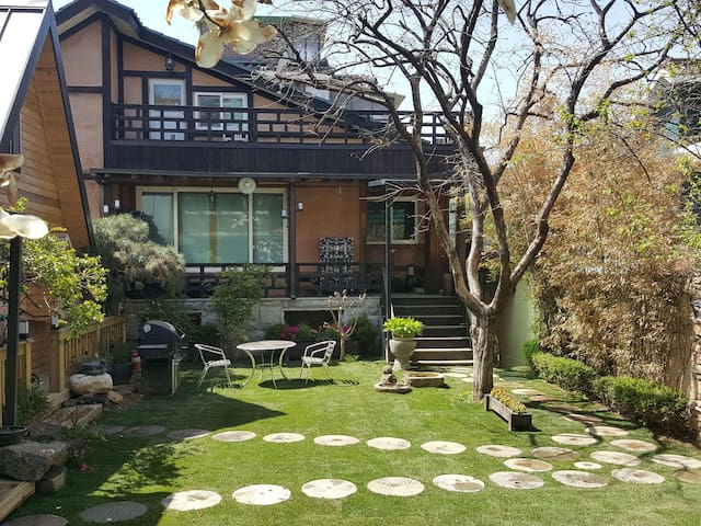 Korean traditional Lim's house :)