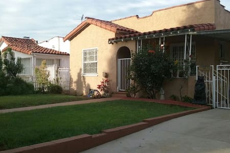 PerfectSpanish style  home near LAX - Inglewood