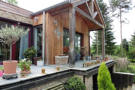 Petit studio sympa, dans la nature - Apartment