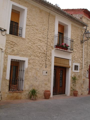 Valencian stone house all mod cons - Salem - Bed & Breakfast