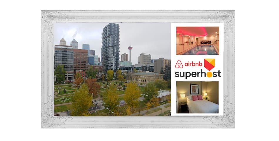 ⭐YYCVIEWS⭐ DT [Beltline] w/ Pool/Gym/Sauna/Parking