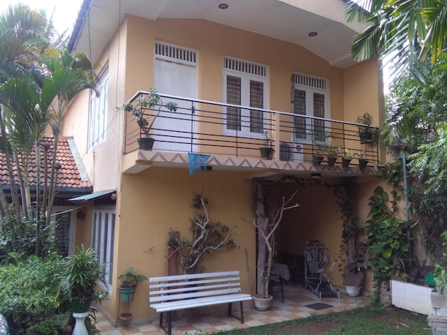 Two story home close to Colombo, Sri Lanka - Maharagama - Appartement