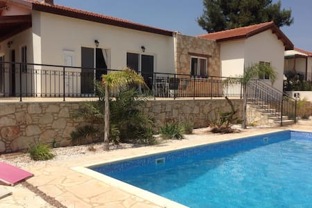 Detached Villa in Souni, Limassol, - Souni-Zanakia
