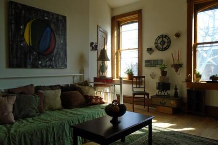 Artist Studio / Residency II - Сент-Луис - Дом