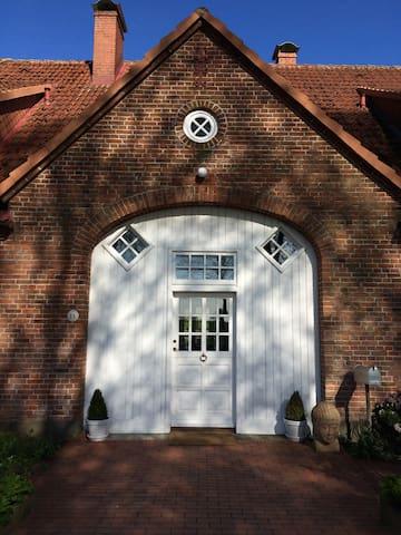 Erholen im Landhaus an der Ostsee