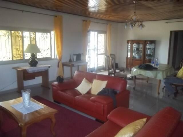 Ma maison au village - Eséka - House