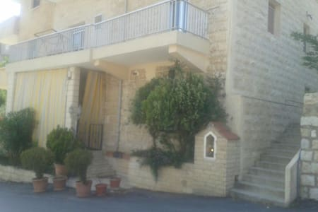 Beautiful apartment in beit meri - House