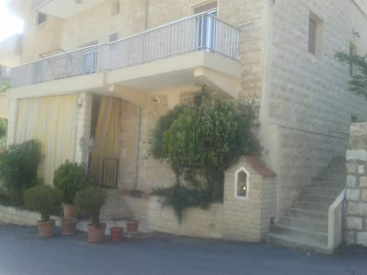 Beautiful apartment in beit meri