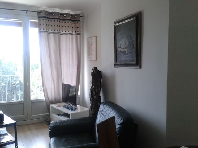 3p avec balcon donnant sur un parc - Rungis - Apartmen