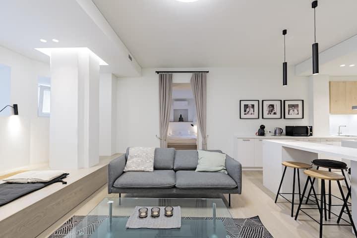 Buddha Luxury Apartment Kaunas city centre