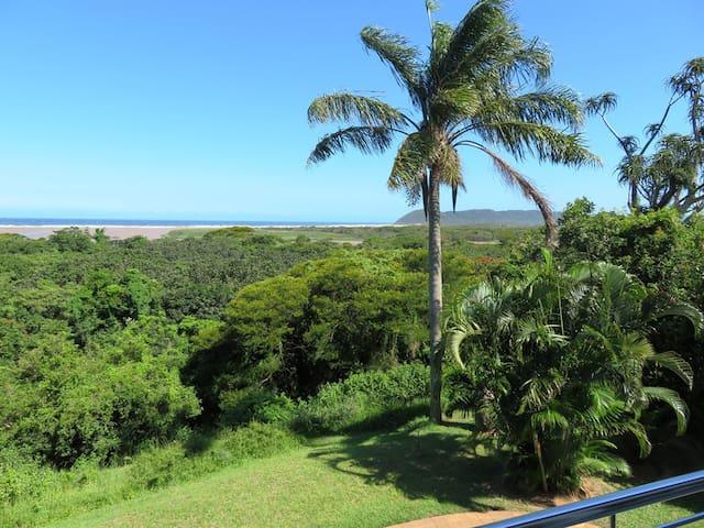 Little Eden:  IMBONISO Sea View Top Floor Unit