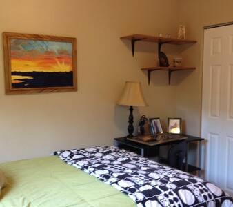Cozy Little Room in Second Floor - Boynton Beach